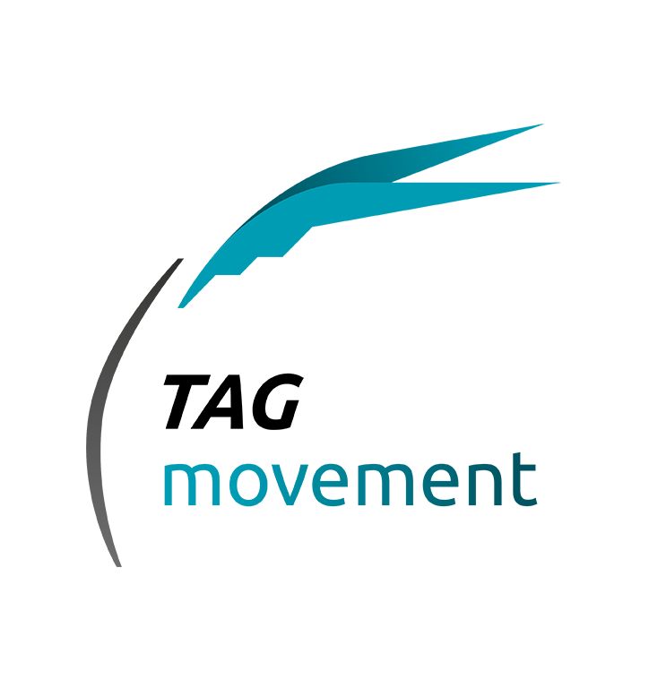 TAG Movement. Logo